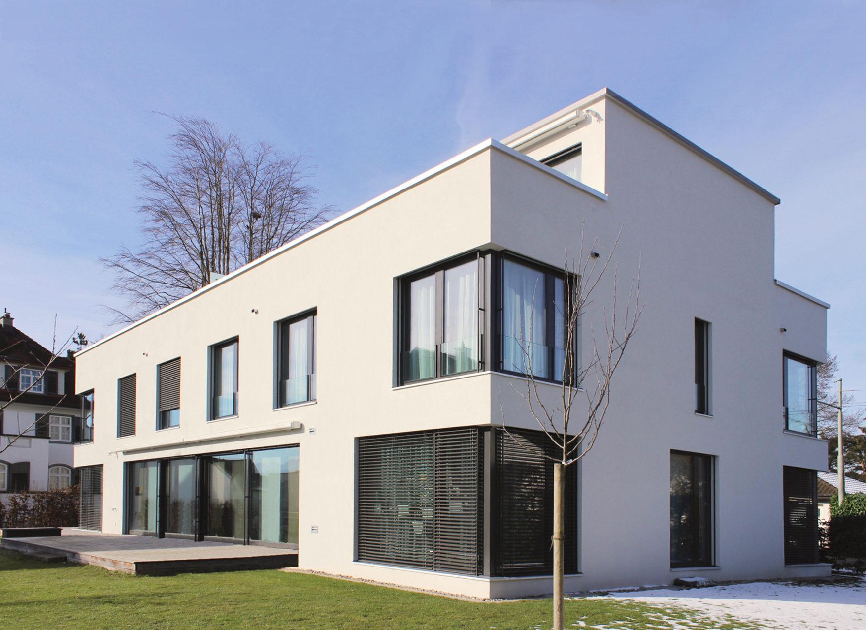 sanierung und neubau h user berghaldenpark n architekten. Black Bedroom Furniture Sets. Home Design Ideas